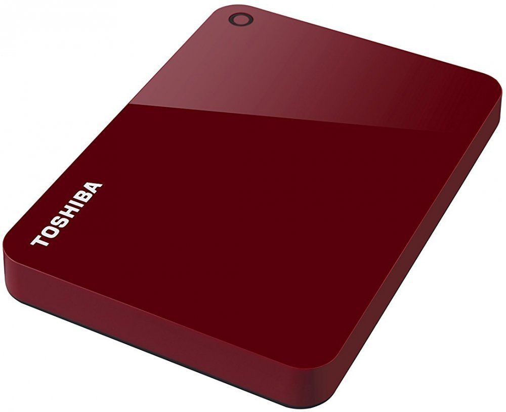 Как выглядит Toshiba Canvio Advance 1TB