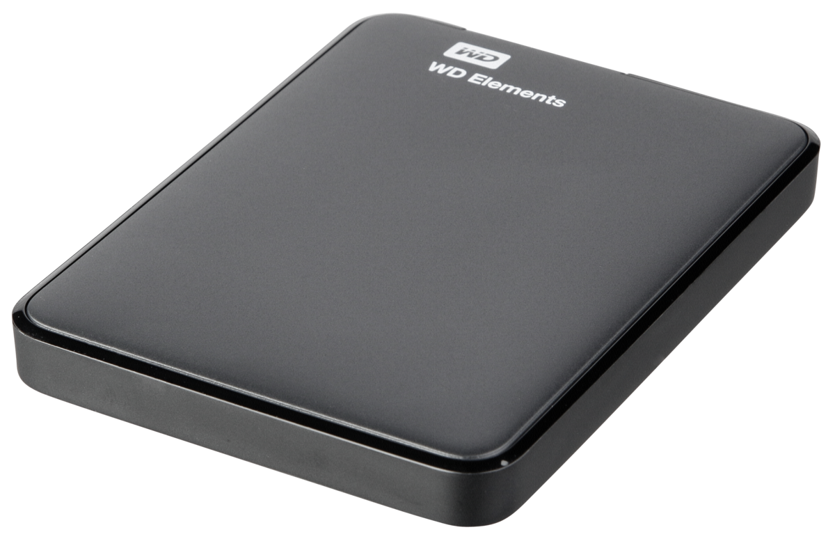 Как выглядит Western Digital WD Elements Portable SE 500 GB