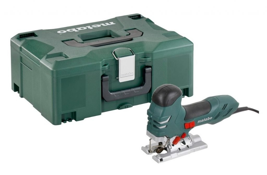 Как выглядит Metabo STEB 140 Plus MetaLoc