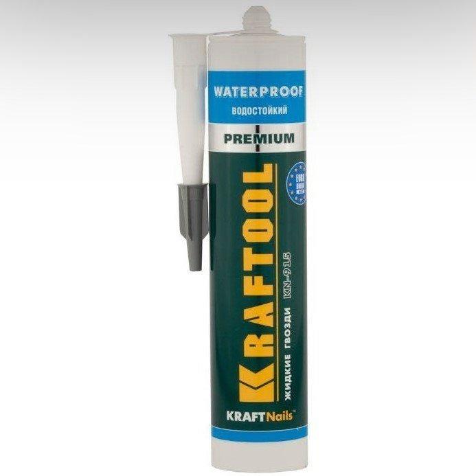 Kraftool KraftNails Premium KN-915 водостойкий (310 мл)