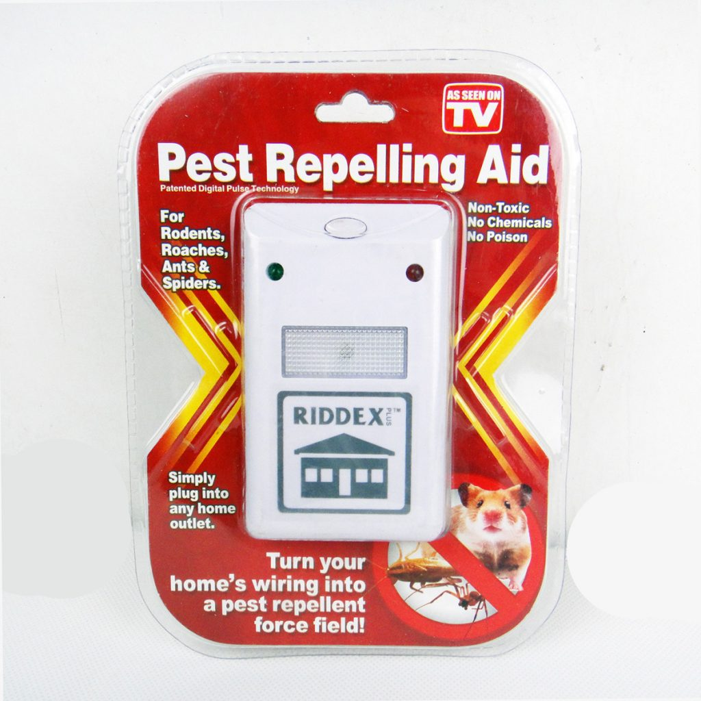 Pest Repeller Riddex