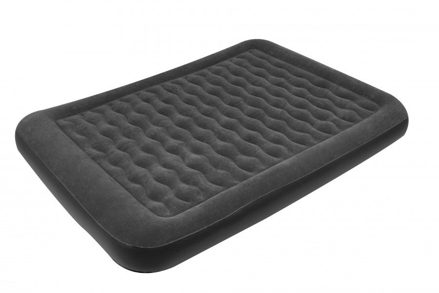 Relax Flocked Air Bed Double