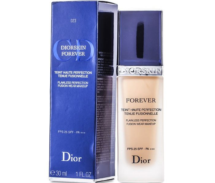 Dior Diorskin Forever Flawless Perfection Fusion Wear Makeup SPF25