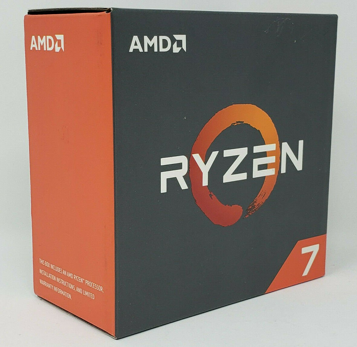 AMD Ryzen 7 1700 Summit Ridge