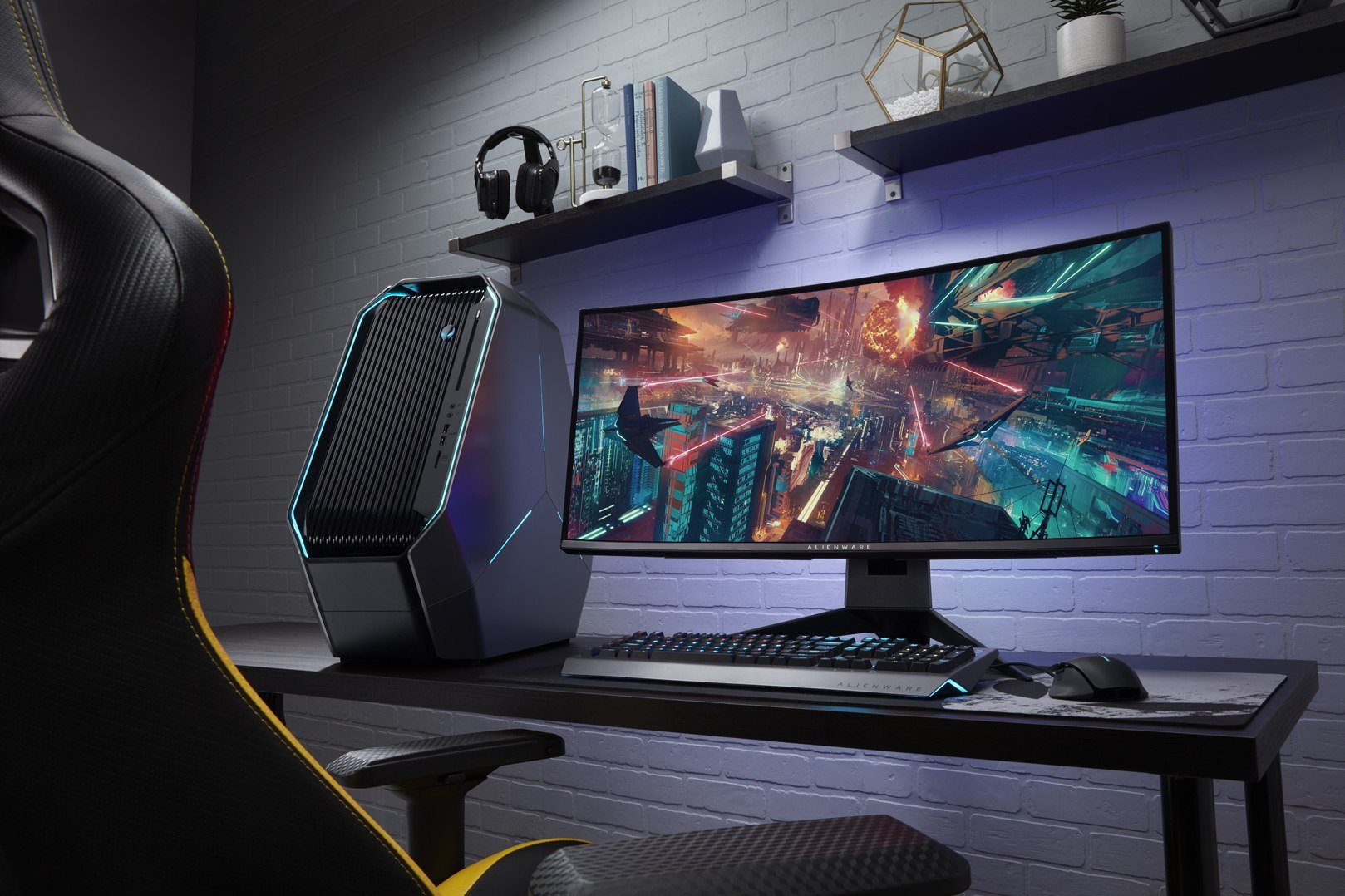 Alienware AW3418DW